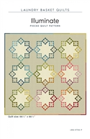 Illuminate Quilt Pattern by Edyta Sitar