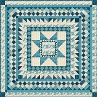 Maze Quilt Pattern by Edyta Sitar- Laundry Basket Quilts