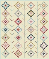 Mother of the Bride Quilt Pattern by Edyta Sitar