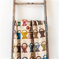 Petite Pail Quilt Pattern from Edyta Sitar Laundry Basket Quilts