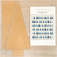 Pinehurst Quilt Pattern Templates by Edyta Sitar