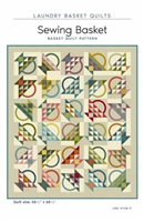 Sewing Basket  Quilt Pattern by Edyta Sitar