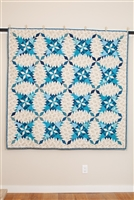 Supernova Quilt Pattern by Edyta Sitar Laundry Basket Quilts
