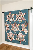 Sweet Blend Quilt Pattern by Edyta Sitar- Laundry Basket Quilts