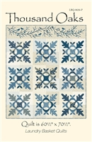 Thousand Oaks Quilt Pattern Stencil by Edyta Sitar -Laundry Basket Quilts