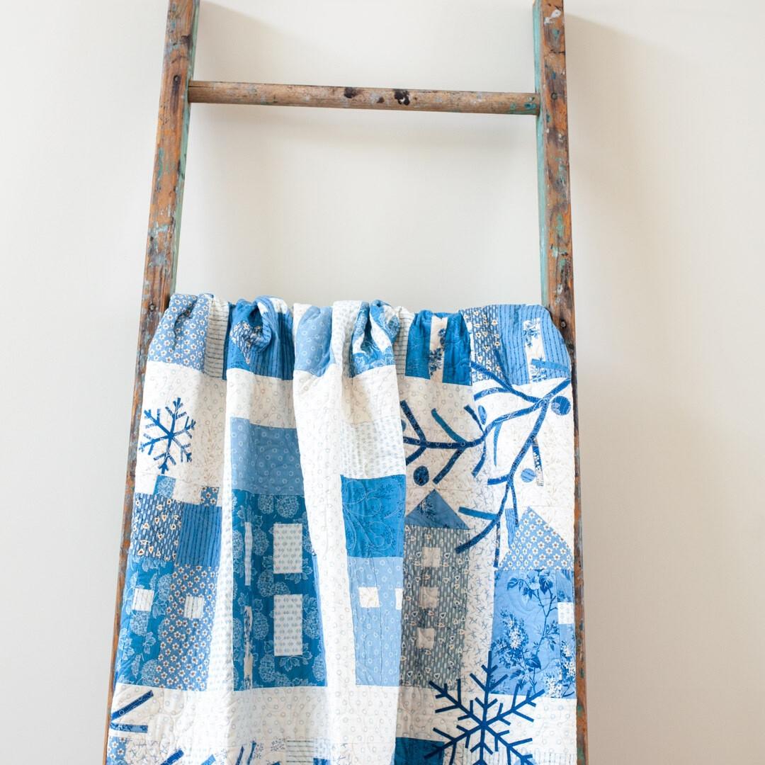 Village Quilt Pattern by Edyta Sitar -Laundry Basket Quilts : village quilts - Adamdwight.com