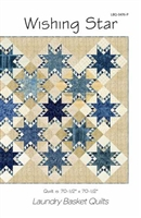 Wishing Star Quilt Pattern by Edyta Sitar