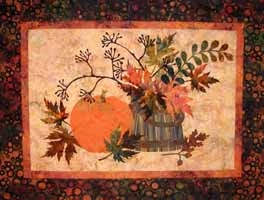 Fall Memories Applique Pattern