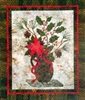 Pointsettia Applique Quilt Pattern