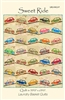 Sweet Ride Quilt Pattern & Template by Edyta Sitar
