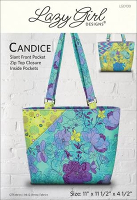Candice Purse from Lazy Girl Designs