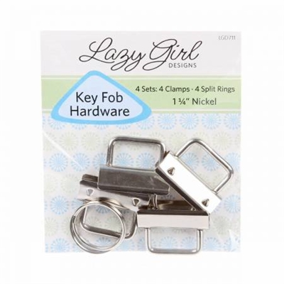 Lazy Girl Designs Key Fob Hardware Refil for FOBIO Pattern