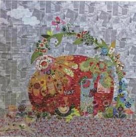 Vintage Trailer Collage Quilt Pattern : photo collage quilt - Adamdwight.com