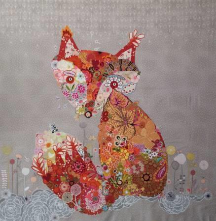 Frieda Fox Collage Quilt Pattern