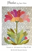 Phoebe Applique Flower Collage Quilt Pattern