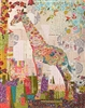 Poki Mini Giraffe Collage Quilt Pattern by Laura Heine