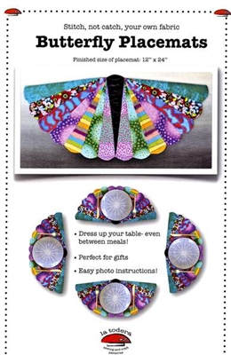 Butterfly Placemats Pattern