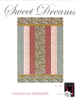 Sweet Dreams Quilt Pattern by Marianne Elizabeth