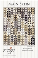 Main Skein Quilt Pattern by Miss Rosie