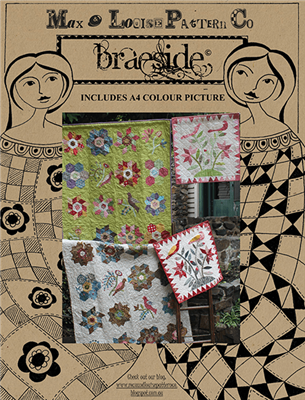 Braeside Quilt Pattern by Max & Louise Pattern Co.