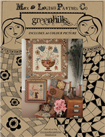 Greenhills Quilt Pattern by Max & Louise