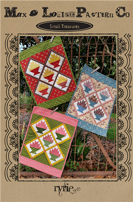 Small Treasures: Ryrie Quilt Pattern by Max & Louise