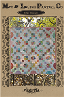 Small Treasures: Wisteria Quilt Pattern by Max & Louise