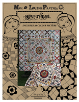 Sovereign Quilt Pattern by Max & Louise Pattern Co.