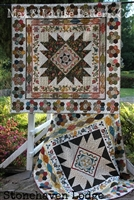 Stonehaven Lodge Quilt Pattern by Max & Louise Pattern Co.