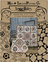 Tessellate Quilt Pattern by Max & Louise Pattern Co.