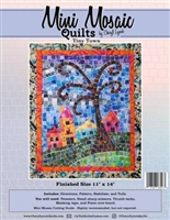 Mini Mosaics Quilt Pattern: Tiny Town
