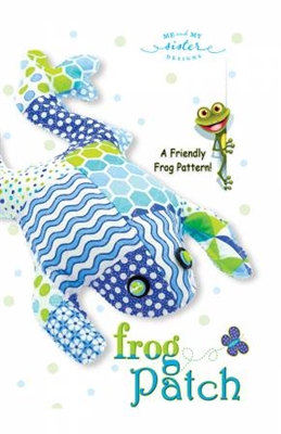 Frog Patch Pattern from Me and My Sister