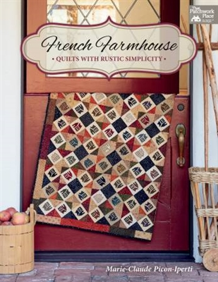 French Farmhouse Quilt from Martingale Publications