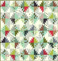Silverton Quilt Pattern by Miss Rosie's Quilt Company