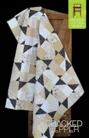 Cracked Pepper Quilt Pattern by Madison Cottage