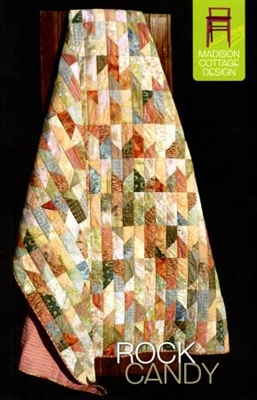 Rock Candy Quilt Pattern by Madison Cottage