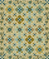 Picnic Quilt Pattern from Nancy Rink Designs