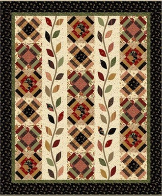 On the Road To Tarrington Quilt Pattern from Nancy Rink Designs
