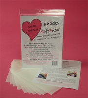 Shades SoftFuse Fusible Web PACK
