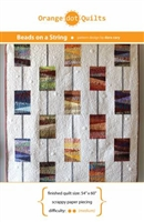 Beads On A String Quilt Pattern by Dora Cary