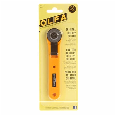 OLFA 28mm Small Rotary Cutter