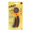 OLFA 45 Mm Deluxe Ergonomic Rotary Cutter