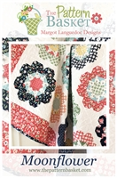 Moonflower Quilt Pattern by Pattern Basket