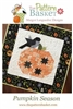Pumpkin Season Quilt Pattern by Pattern Basket