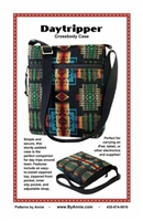 Daytripper Crossbody Case Bag Pattern from Patterns by Annie