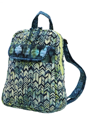 Back At Ya! Mini Backpack Purse Bag Pattern from Patterns by Annie