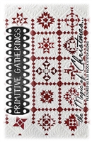 Magic of Christmas Quilt Pattern booklet: Primitive Gatherings
