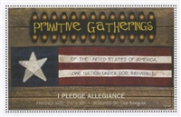 I Pledge Allegiance Quilt Pattern from Primitive Gatherings