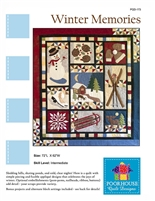 Winter Memories Quilt Pattern