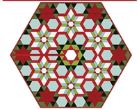 Poinsettia Tree Skirt Pattern